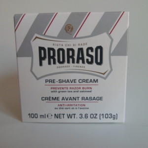 PRORASO PRE SHAVE CREAM 100 ML SENSITIVE