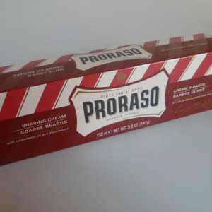 PRORASO SHAVING CREAM TUBE 150 ML SANDALWOOD