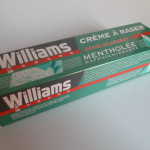 WILLIAMS SHAVING CREAM 100 ML MENTHOL