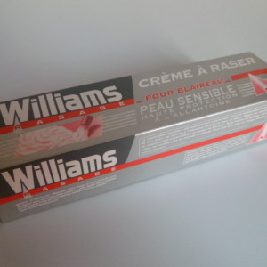 WILLIAMS SHAVING CREAM 100 ML SENSITIVE