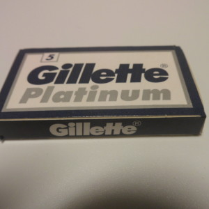 GILLETTE PLATINUM