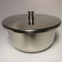 GOLDDACHS SHAVING BOWL WITH LID LARGE