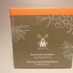 MUHLE SHAVING SOAP BUCKTHORN