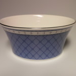 WEDGWOOD CERAMIC SHAVING BOWL