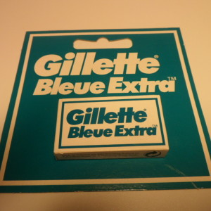 GILLETTE BLEUE EXTRA