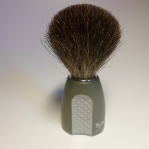 HJM BRUSH BEST BADGER GREY