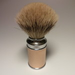 MUHLE SHAVING BRUSH ROSEGOLD