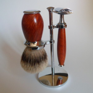 MUHLE SET 3 PCS BRIAR WOOD