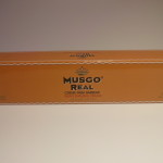 MUSGO REAL SHAVING CREAM SPICED CITRUS