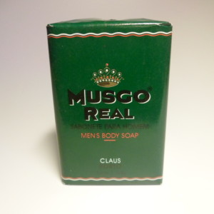 MUSGO REAL TOILET SOAP