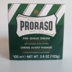 PRORASO PRE SHAVE CREAM 100 ML