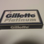 GILLETTE PLATINUM