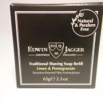 EDWIN JAGGER SHAVING SOAP LIMES