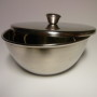 GOLDDACHS SHAVING BOWL WITH LID MED 1