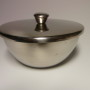 GOLDDACHS SHAVING BOWL WITH LID MED