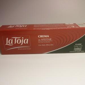 LA TOJA SHAVING CREAM CLASSIC