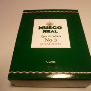MUSGO REAL EDC N3 100 ML