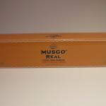 MUSGO REAL SHAVING CREAM SPICED CITRUS